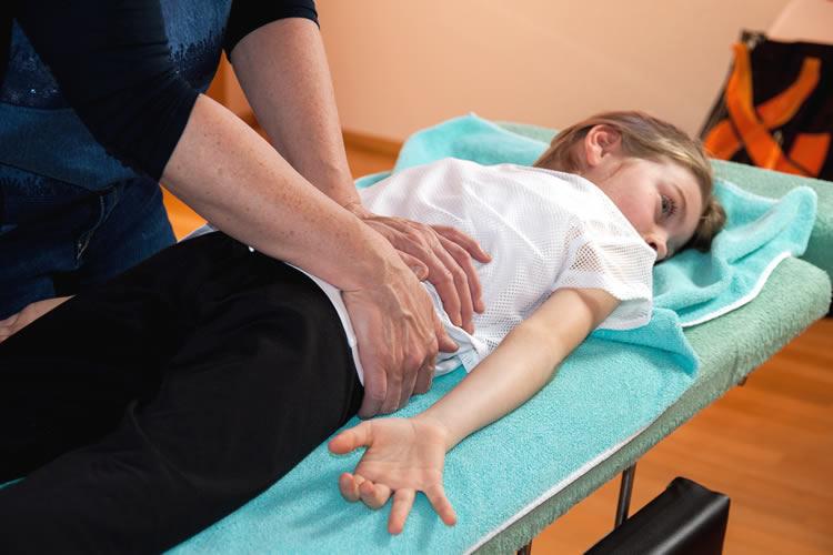 Osteopathie fuer jugendliche